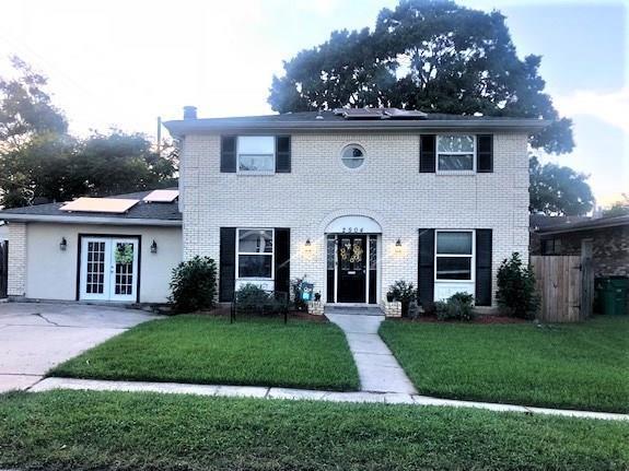 2504 Aleatha Street, Metairie, LA 70003 (MLS #2175991) :: Turner Real Estate Group