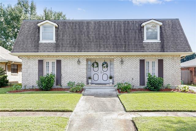 4156 Bordeaux Drive, Kenner, LA 70065 (MLS #2176241) :: Parkway Realty