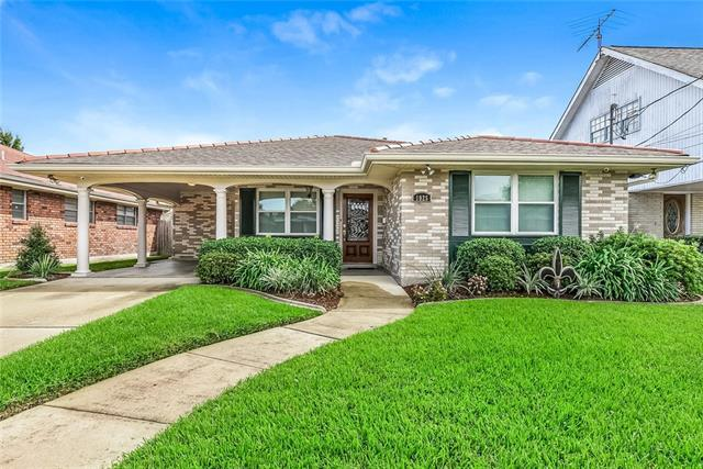 1025 E William David Parkway, Metairie, LA 70005 (MLS #2176353) :: Parkway Realty