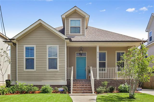 6415 Avenue A Street, New Orleans, LA 70124 (MLS #2176510) :: Robin Realty