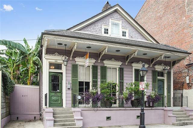 823 Burgundy Street 1&3, New Orleans, LA 70116 (MLS #2176533) :: Crescent City Living LLC