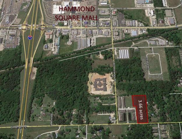 TBD Range Road Road, Hammond, LA 70403 (MLS #2176637) :: Crescent City Living LLC