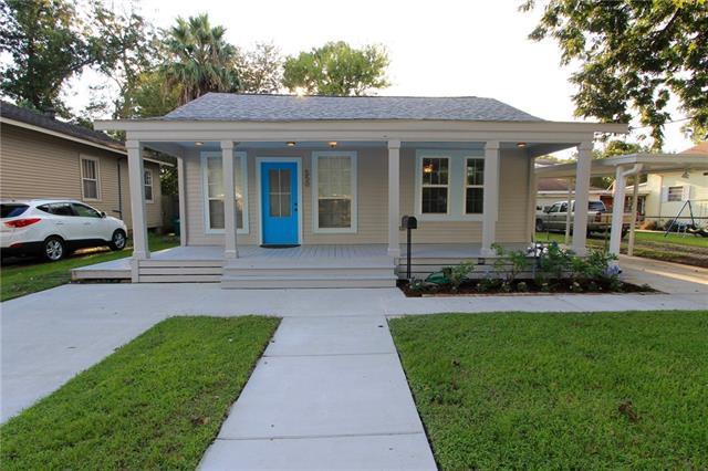 550 Terrace St Street, Jefferson, LA 70121 (MLS #2176716) :: Parkway Realty