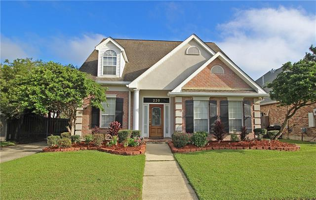 220 Cypress Bayou Lane, Kenner, LA 70065 (MLS #2176801) :: Turner Real Estate Group