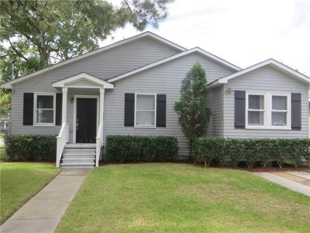 638 Tucker Avenue, Jefferson, LA 70121 (MLS #2177045) :: Parkway Realty