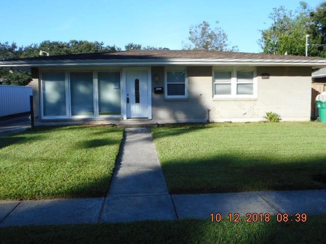612 Melanie Avenue, Metairie, LA 70003 (MLS #2177068) :: Crescent City Living LLC