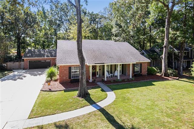 6 Colony Trail Drive, Mandeville, LA 70448 (MLS #2177106) :: Turner Real Estate Group