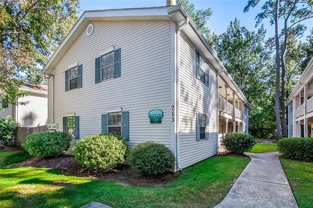 713 Heavens Drive #1, Mandeville, LA 70471 (MLS #2177169) :: Turner Real Estate Group