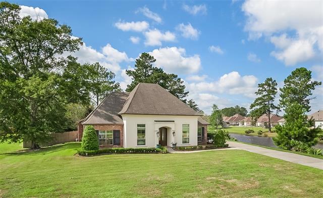 121 Willow Bend Drive, Madisonville, LA 70447 (MLS #2177196) :: Turner Real Estate Group