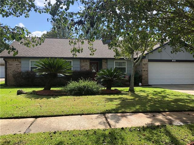 405 Pine Forest Drive, Slidell, LA 70458 (MLS #2177261) :: Turner Real Estate Group