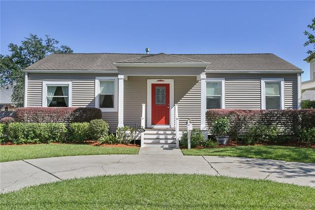 501 Jefferson Avenue, Metairie, LA 70001 (MLS #2177262) :: Crescent City Living LLC