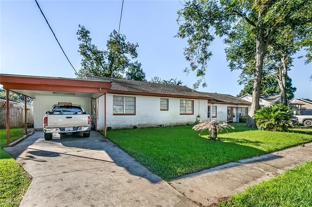 1213 Fairway Drive, Kenner, LA 70065 (MLS #2177354) :: Robin Realty