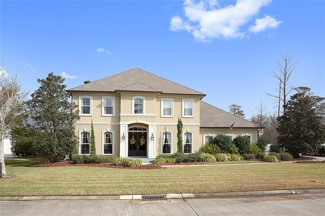 203 Forest Oaks Drive, New Orleans, LA 70131 (MLS #2177448) :: Top Agent Realty