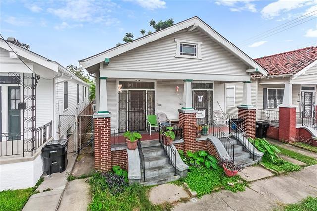1856 N Rocheblave Street, New Orleans, LA 70119 (MLS #2177730) :: Parkway Realty