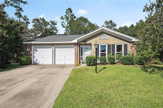 107 Chariot Court, Slidell, LA 70458 (MLS #2177736) :: Parkway Realty