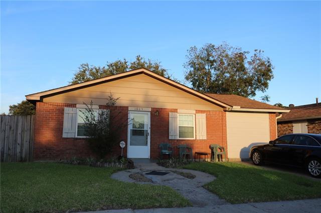 1025 Beechwood Drive, Harvey, LA 70058 (MLS #2177794) :: Turner Real Estate Group