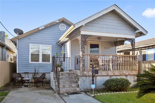 2542 Elder Street, New Orleans, LA 70112 (MLS #2177899) :: Turner Real Estate Group