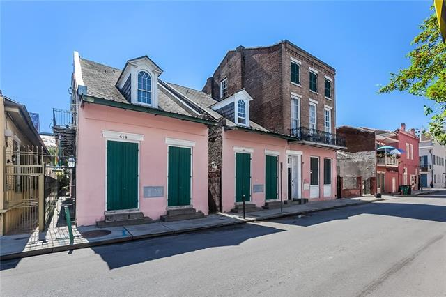 416 Burgundy Street #3, New Orleans, LA 70112 (MLS #2177917) :: Turner Real Estate Group