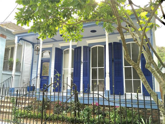 819 Leontine Street, New Orleans, LA 70115 (MLS #2177957) :: Crescent City Living LLC