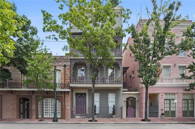 828 St Charles Avenue #6, New Orleans, LA 70130 (MLS #2178065) :: Robin Realty