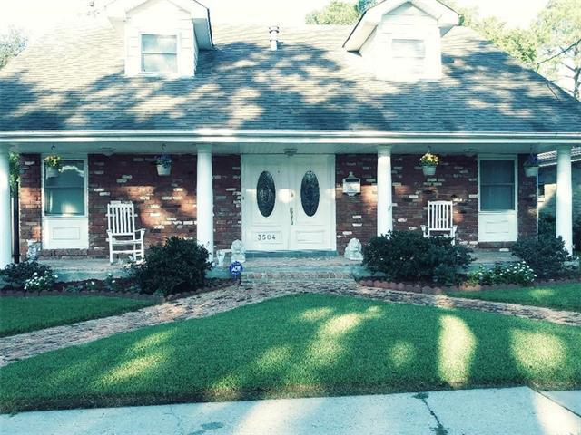 3504 Taft Park, Metairie, LA 70002 (MLS #2178121) :: Turner Real Estate Group