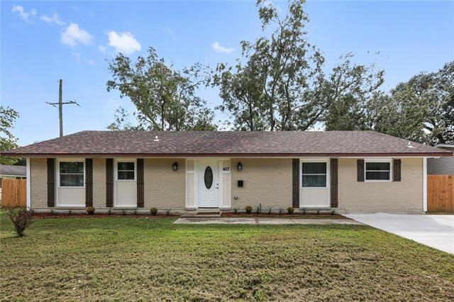 427 George Town Drive, Kenner, LA 70065 (MLS #2178133) :: Parkway Realty