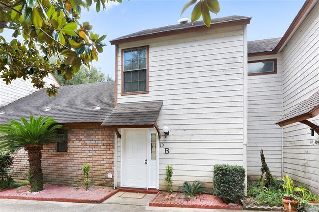 1500 W Esplanade Avenue 10B, Kenner, LA 70065 (MLS #2178135) :: Parkway Realty