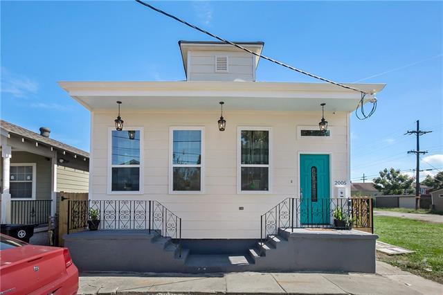 2005 Port Street Street, New Orleans, LA 70117 (MLS #2178150) :: Parkway Realty