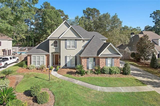 68 Woodstone Drive, Mandeville, LA 70471 (MLS #2178229) :: Turner Real Estate Group