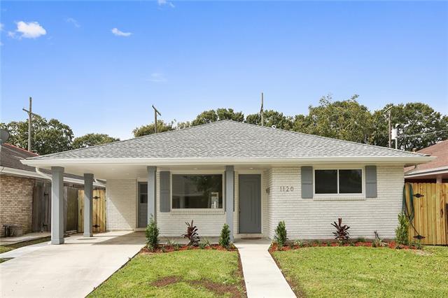 1120 Focis Street, Metairie, LA 70005 (MLS #2178232) :: Turner Real Estate Group