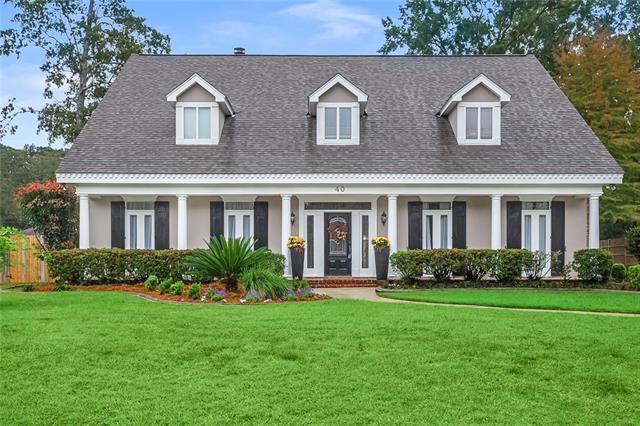 40 Elmwood Loop, Madisonville, LA 70447 (MLS #2178262) :: Turner Real Estate Group