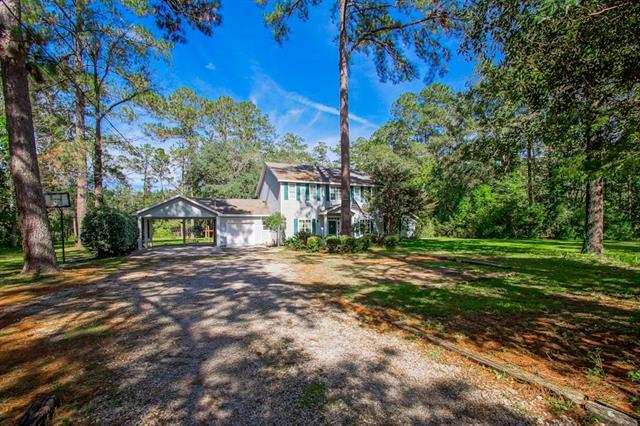 21055 Shady Lane, Covington, LA 70435 (MLS #2178373) :: Top Agent Realty