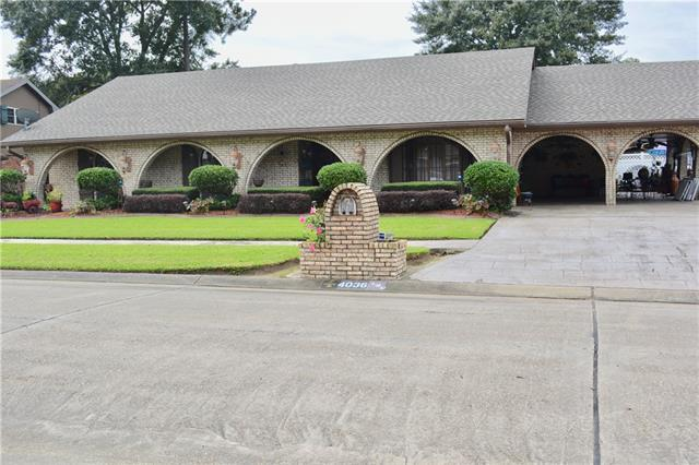 4036 Hillcrest Drive, Marrero, LA 70072 (MLS #2178586) :: Turner Real Estate Group