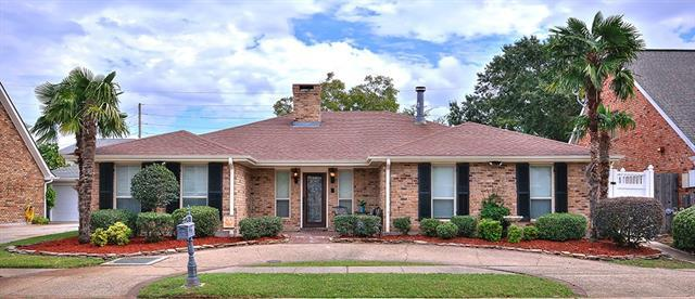 4424 Lake Trail Drive, Kenner, LA 70065 (MLS #2179051) :: Parkway Realty