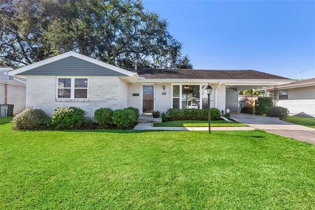 3900 Purdue Drive, Metairie, LA 70003 (MLS #2179065) :: Turner Real Estate Group