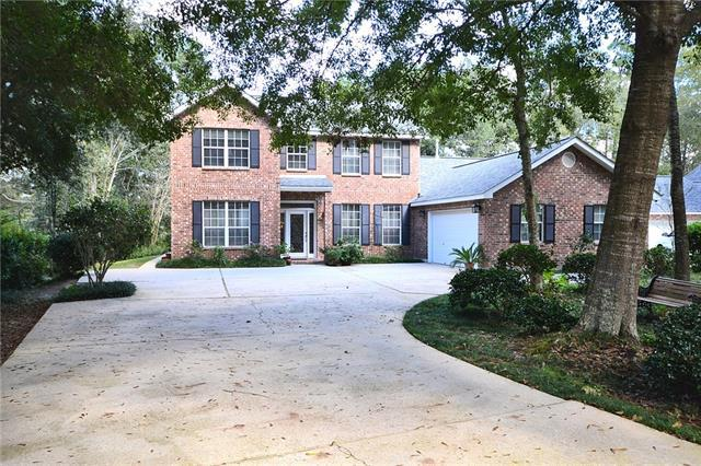 507 Choctaw Drive, Abita Springs, LA 70420 (MLS #2179066) :: Turner Real Estate Group