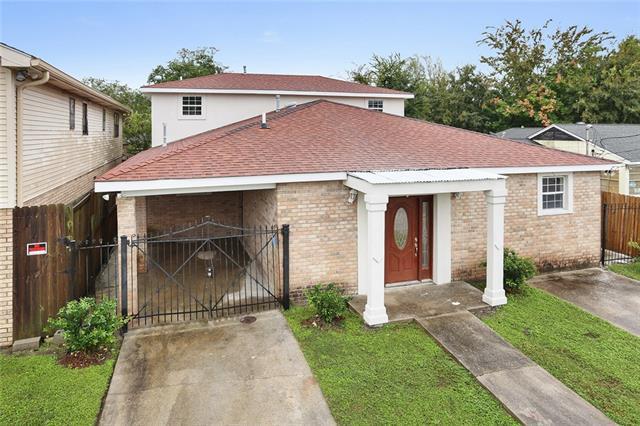 4335 Cartier Avenue, New Orleans, LA 70122 (MLS #2179721) :: ZMD Realty