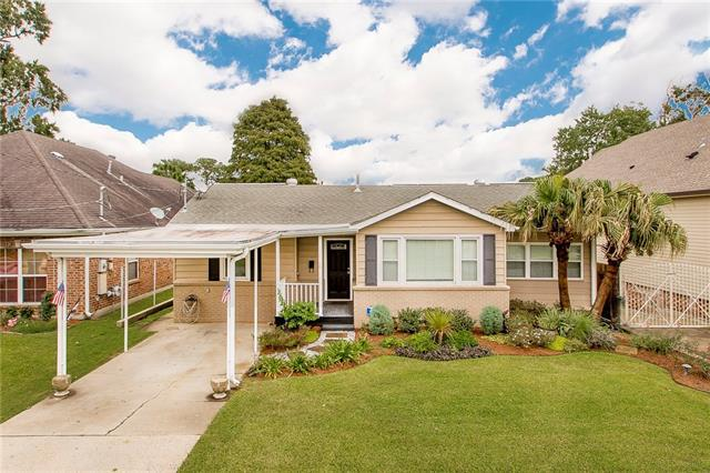 1345 Hesper Avenue, Metairie, LA 70005 (MLS #2179742) :: Turner Real Estate Group