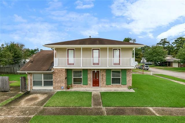 3101 Iowa Avenue, Kenner, LA 70065 (MLS #2179908) :: Amanda Miller Realty