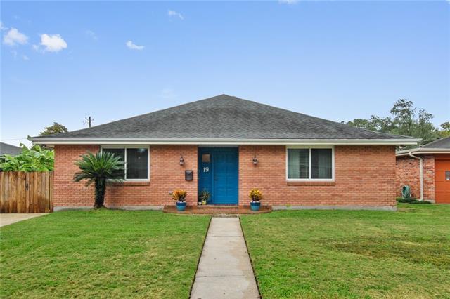 19 Donelon Drive, Harahan, LA 70123 (MLS #2180052) :: Watermark Realty LLC