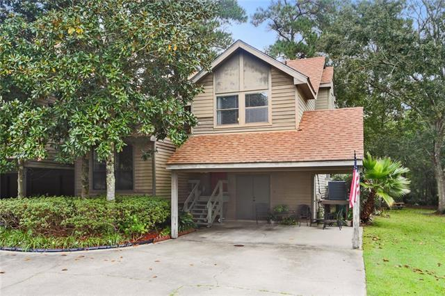 50 E Chamale Cove #50, Slidell, LA 70460 (MLS #2180158) :: ZMD Realty