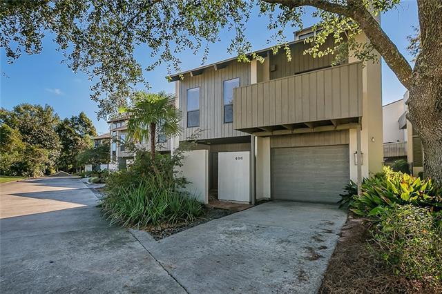 406 Tchefuncte Oaks Drive #406, Mandeville, LA 70471 (MLS #2180453) :: Turner Real Estate Group