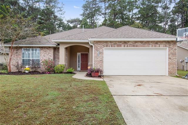 691 Solomon Drive, Covington, LA 70433 (MLS #2180680) :: Watermark Realty LLC