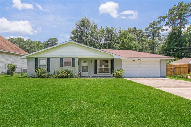 314 Robinhood Drive, Covington, LA 70433 (MLS #2180699) :: Turner Real Estate Group