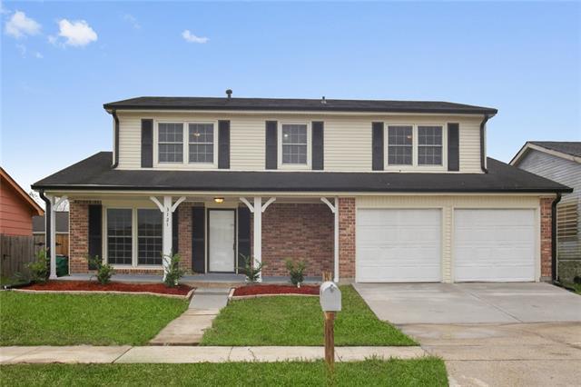 3121 Sweet Gum Drive, Harvey, LA 70058 (MLS #2180749) :: Turner Real Estate Group