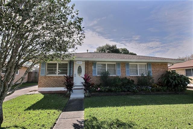 6812 Arthur Street, Metairie, LA 70003 (MLS #2180763) :: Turner Real Estate Group