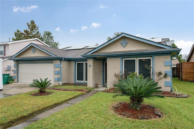 3812 Dulaney Drive, Harvey, LA 70058 (MLS #2180785) :: Turner Real Estate Group