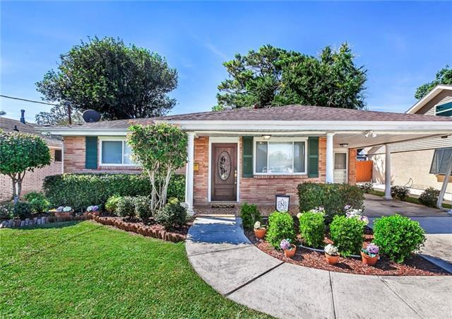 1404 Poinsetta Street, Metairie, LA 70005 (MLS #2180973) :: Amanda Miller Realty