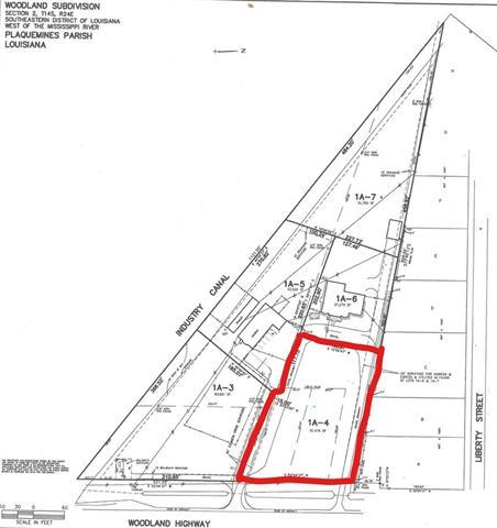 Woodland Highway, Belle Chasse, LA 70037 (MLS #2181214) :: Crescent City Living LLC