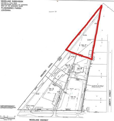 Woodland Highway, Belle Chasse, LA 70037 (MLS #2181260) :: Crescent City Living LLC